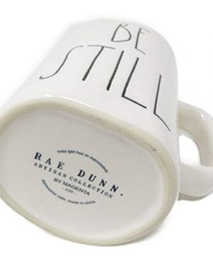 Rae Dunn By Magenta BE STILL Ceramic LL Coffee Mug 0 1 300x360