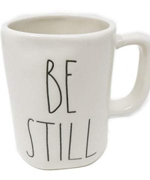 Rae Dunn By Magenta BE STILL Ceramic LL Coffee Mug 0 300x360