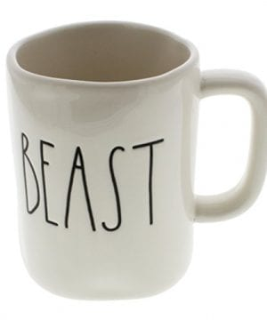 Rae Dunn By Magenta BEAST Ceramic LL Coffee Mug 0 300x360