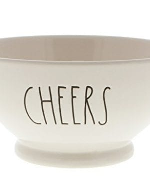 Rae Dunn By Magenta CHEERS Ice Cream Cereal LL Bowl 0 300x360