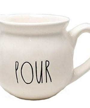 Rae Dunn By Magenta Ceramic POUR Creamer 0 300x360