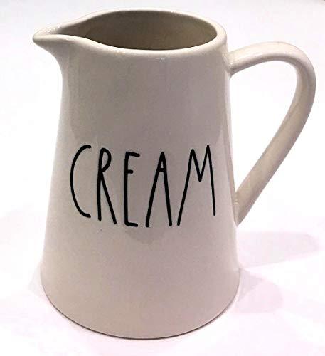 Rae Dunn By Magenta CreamerCream PitcherCREAM Ceramic 0
