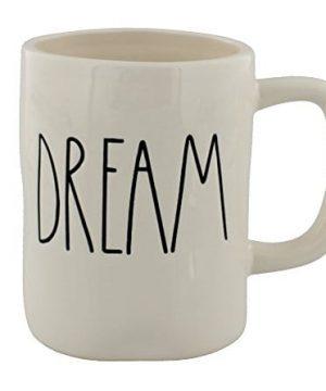 Rae Dunn By Magenta DREAM Ceramic Coffee Mug 0 300x360