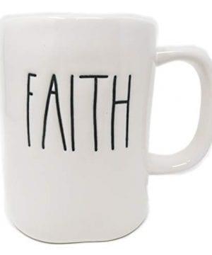 Rae Dunn By Magenta FAITH Ceramic LL Coffee Mug 0 0 300x360