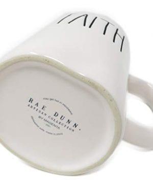 Rae Dunn By Magenta FAITH Ceramic LL Coffee Mug 0 1 300x360