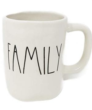Rae Dunn By Magenta FAMILY Ceramic LL Coffee Mug 0 0 300x360