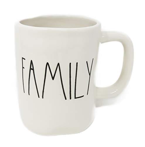 Rae Dunn By Magenta FAMILY Ceramic LL Coffee Mug 0 0