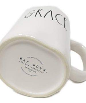 Rae Dunn By Magenta GRACE Ceramic LL Coffee Mug 0 1 300x360