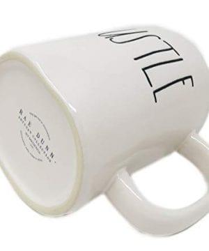 Rae Dunn By Magenta HUSTLE Ceramic Coffee Mug 0 1 300x360