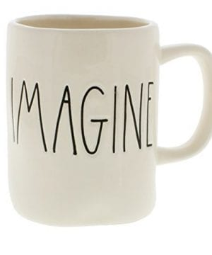 Rae Dunn By Magenta IMAGINE Ceramic Coffee Mug 0 300x360