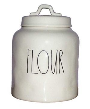 Rae Dunn By Magenta Large Flour Canister 0 300x360