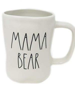 Rae Dunn By Magenta MAMA BEAR Ceramic LL Coffee Mug 0 0 300x360