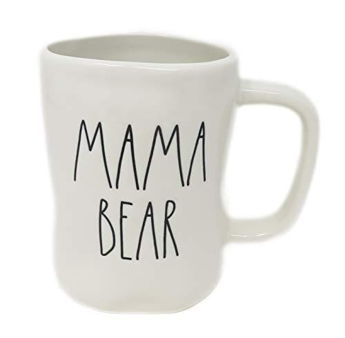 Rae Dunn By Magenta MAMA BEAR Ceramic LL Coffee Mug 0 0