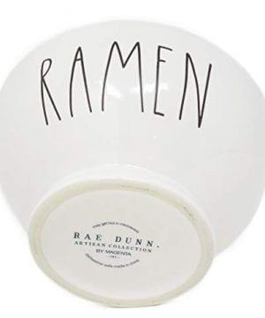 Rae Dunn By Magenta RAMEN Noodle Soup Bowl 0 1 300x360