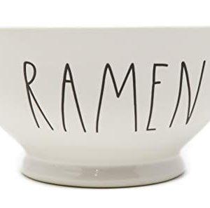 Rae Dunn By Magenta RAMEN Noodle Soup Bowl 0 300x297