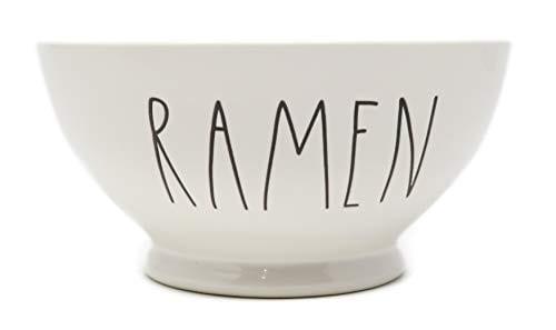 Rae Dunn By Magenta RAMEN Noodle Soup Bowl 0