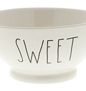 Rae Dunn By Magenta SWEET Cereal LL Bowl 0 300x317