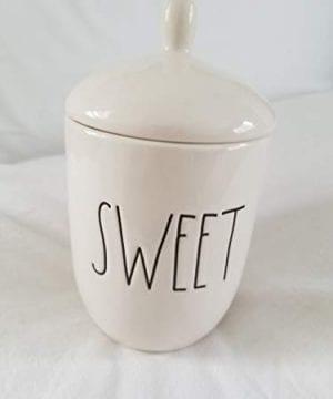 Rae Dunn By Magenta SWEET Sugar BowlPot 0 300x360