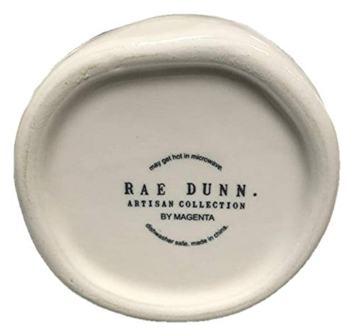 Rae Dunn By Magenta Tea And Coffee Mugs Set Of 2 0 0