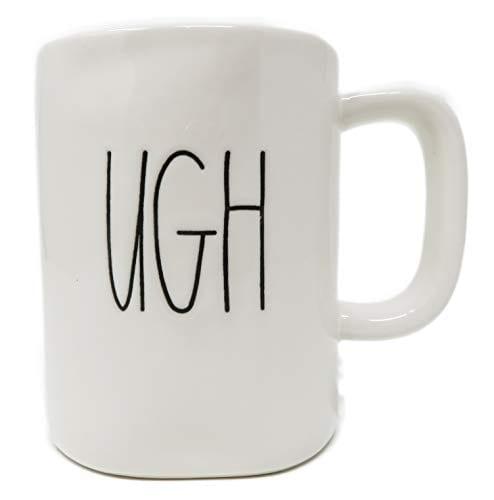 Rae Dunn By Magenta UGH Ceramic Coffee Mug 0 0