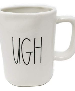 Rae Dunn By Magenta UGH Ceramic Coffee Mug 0 300x360