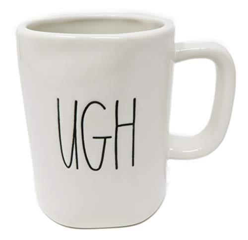 Rae Dunn By Magenta UGH Ceramic Coffee Mug 0