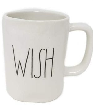 Rae Dunn By Magenta WISH Ceramic Coffee Mug 0 300x360