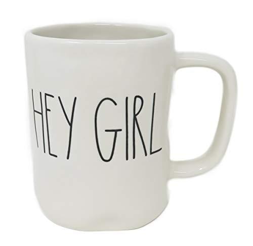 Rae DunnMagenta HEY GIRL Mug 0