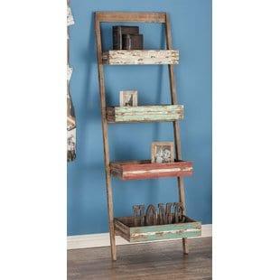 ladder-bookcase