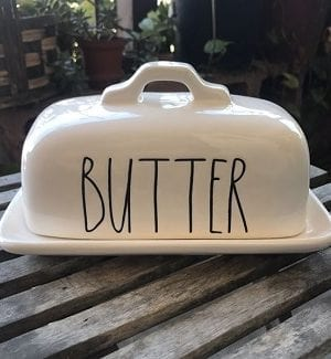 Rae Dunn Butter Dishes
