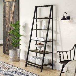 walcott-ladder-bookcase