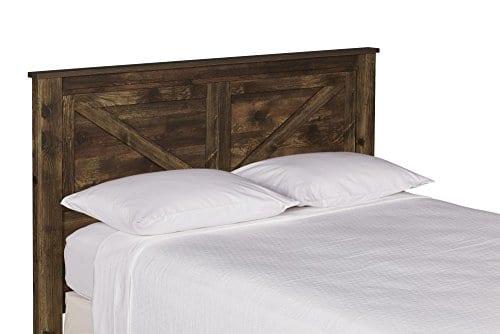 Ameriwood Home 5749215COM Farmington Queen Headboard Rustic 0 2