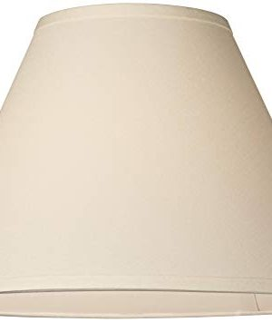 Antique White Linen Empire Lamp Shade 65x15x1075 Spider Brentwood 0 0 300x355
