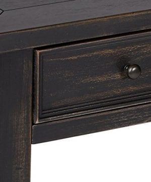 Ashley Furniture Signature Design Gavelston Sofa Table Rectangular Black 0 3 300x360