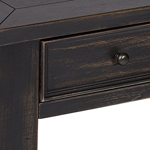 Ashley Furniture Signature Design Gavelston Sofa Table Rectangular Black 0 3