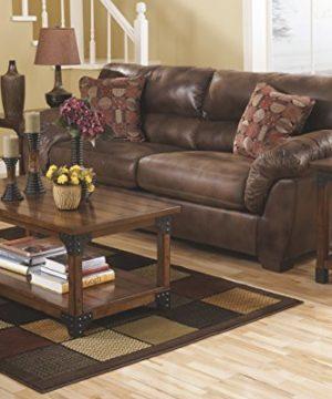 Ashley Furniture Signature Design Murphy 3 Piece Occasional Table Set Medium Brown 0 1 300x360