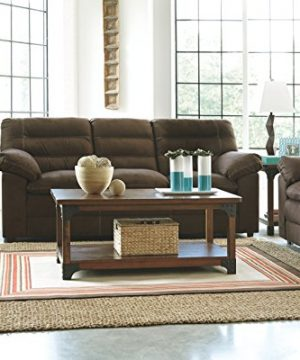 Ashley Furniture Signature Design Murphy 3 Piece Occasional Table Set Medium Brown 0 3 300x360