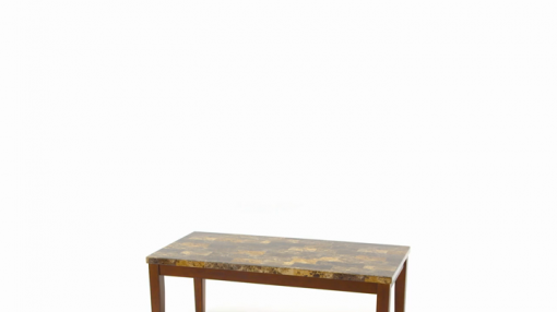Ashley Furniture Signature Design Theo Faux Marble Top Occasional Table Set Contains Cocktail Table 2 End Tables Contemporary Warm Brown 0 510x286