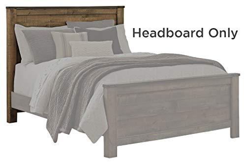 Ashley Furniture Signature Design Trinell Queen Panel Headboard Component Piece Brown 0