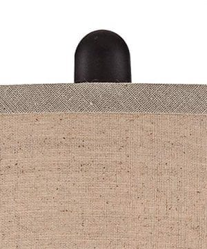 Ben Traditional Table Lamps Set Of 2 Dark Bronze Metal Beige Linen Drum Shade For Living Room Family Bedroom Bedside Regency Hill 0 2 300x360
