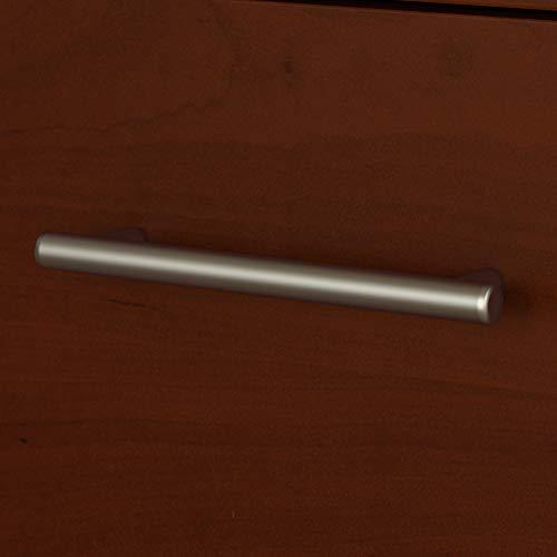 Bush Furniture Somerset 71W L Shaped Desk With Hutch In Hansen Cherry 0 1