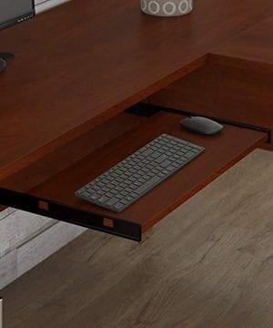 Bush Furniture Somerset 71W L Shaped Desk With Hutch In Hansen Cherry 0 2 300x360