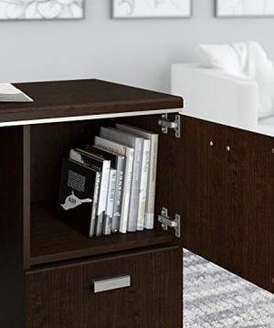 Bush Furniture Tuxedo L Shaped Desk With Hutch In Mocha Cherry 0 2 300x360