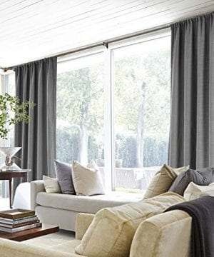 Chadmade Extra Wide Curtains 120w X 96l