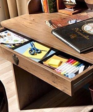 Cilek 2013110110 Pirate Desk With Hutch Brown 0 2 300x360