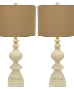 Dcor Therapy MP1057 Table Lamp Distressed Cream 0 300x360