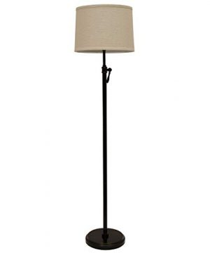 Dcor Therapy PL1779 Floor Lamp Oil Rubbed Bronze 0 300x360