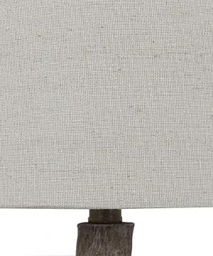 Decor Therapy TL17310 Table Lamp Driftwood Brown Gray 0 3 300x360