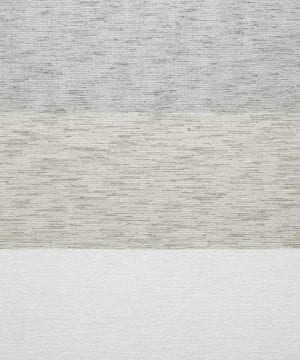Exclusive Home Bern Stripe Sheer Rod Pocket Curtain Panel Pair Dove Grey 50x96 0 0 300x360