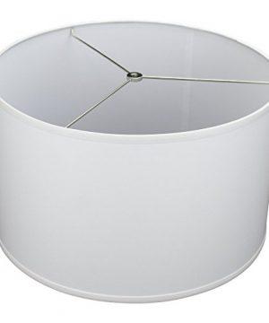 FenchelShadescom-18-Top-Diameter-x-18-Bottom-Diameter-12-Height-Cylinder-Drum-Lampshade-USA-Made-White-0